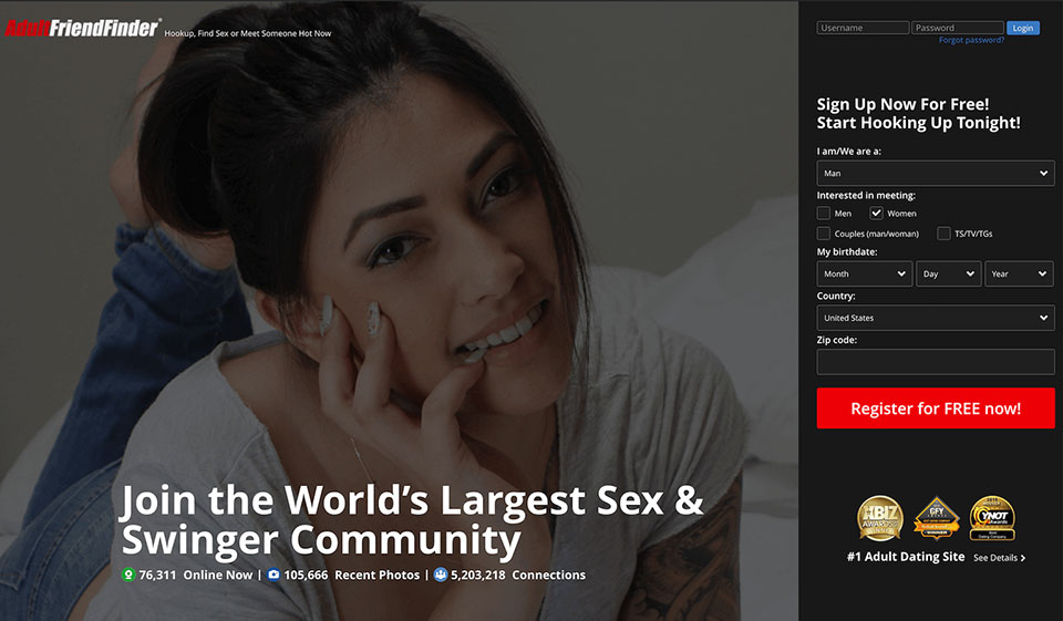 AdultFriendFinder Review From Experts: The Truth About Online Sex